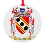 Cannan Round Ornament
