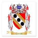Cannan Square Car Magnet 3