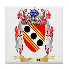 Cannan Tile Coaster
