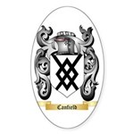 Canfield Sticker (Oval 50 pk)