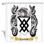 Canfield Shower Curtain