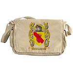 Canele Messenger Bag