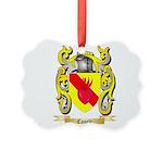 Canele Picture Ornament