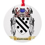 Candleman Round Ornament
