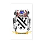 Candleman Sticker (Rectangle)