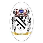 Candleman Sticker (Oval 10 pk)