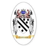 Candleman Sticker (Oval 50 pk)