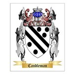 Candleman Small Poster