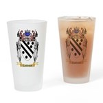 Candleman Drinking Glass