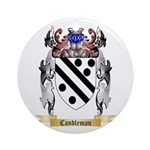 Candleman Ornament (Round)