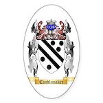 Candlemaker Sticker (Oval 50 pk)