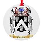 Canavan Round Ornament