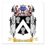Canavan Square Car Magnet 3