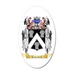 Canavan 35x21 Oval Wall Decal