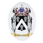 Canavan Ornament (Oval)