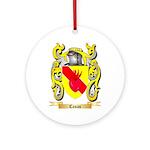 Canas Ornament (Round)