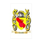 Canals Sticker (Rectangle 10 pk)