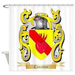 Canalini Shower Curtain