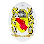 Canalini Ornament (Oval)