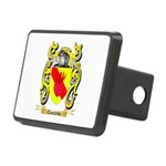 Canaletto Rectangular Hitch Cover