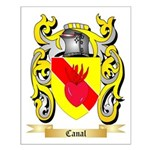 Canal Small Poster