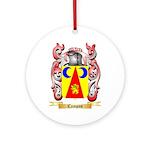 Campus Ornament (Round)