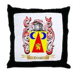 Camps Throw Pillow