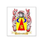 Campos Square Sticker 3
