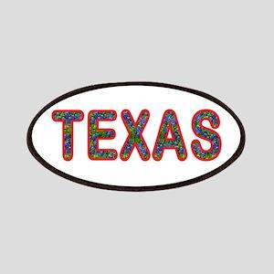 Bluebonnet Texas Patches