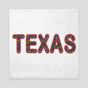 Bluebonnet Texas Queen Duvet