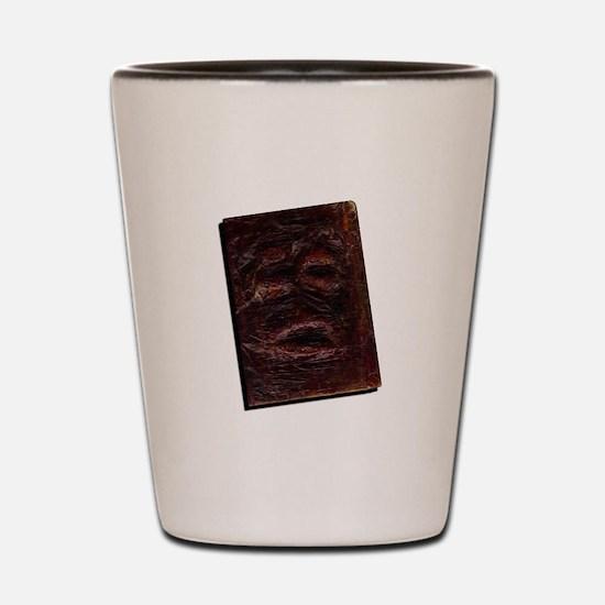 Malenomicon Shot Glass
