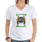 Not Just Another Women's V-Neck T-Shirt