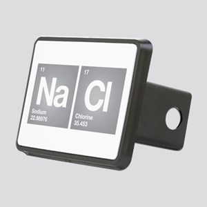 NACL Sodium Chloride Don't forget Salt Hitch Cover