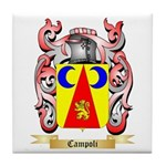 Campoli Tile Coaster