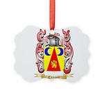 Campoli Picture Ornament