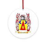 Campoli Ornament (Round)