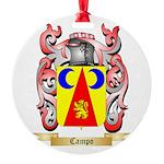 Campo Round Ornament