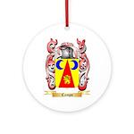 Campo Ornament (Round)
