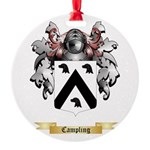 Campling Round Ornament