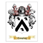 Campling Small Poster