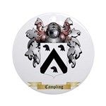 Campling Ornament (Round)