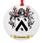 Camplin Round Ornament