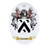 Camplin Ornament (Oval)