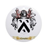 Camplin Ornament (Round)