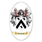 Campion Sticker (Oval)