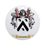 Campion Ornament (Round)