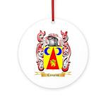 Campino Ornament (Round)