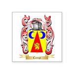 Campi Square Sticker 3