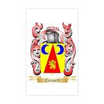 Campetti Sticker (Rectangle)