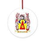 Campetti Ornament (Round)